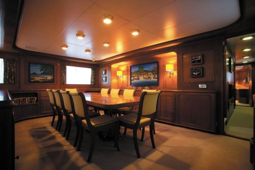 HAPPYSSIMA DEI GALLI - Luxury Motor Yacht For Sale - Interior Design - Img 2 | C&N