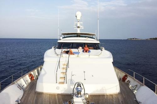 HAPPYSSIMA DEI GALLI - Luxury Motor Yacht For Sale - Exterior Design - Img 3 | C&N