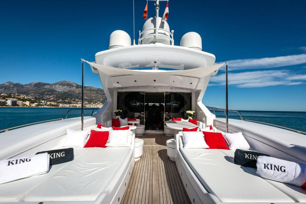 New central agency for sale: KING - Mangusta 108, 2004 - Industry - Img 3 | C&N
