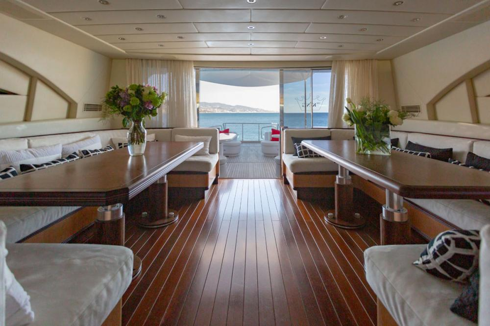 New central agency for sale: KING - Mangusta 108, 2004 - Industry - Img 1 | C&N