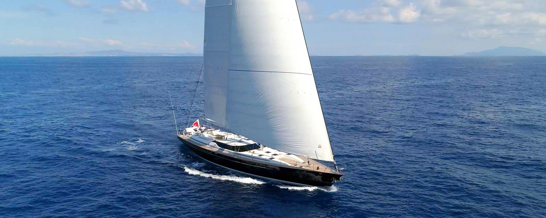 IMAGINE - Luxury Sailing Yacht For Charter - Exterior Design - Img 1 | C&N