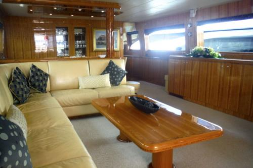 TRIPLE 888 - Luxury Motor Yacht For Sale - Interior Design - Img 3 | C&N