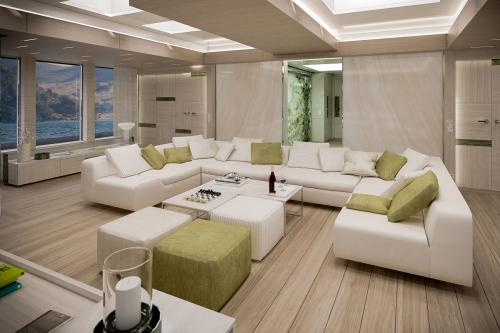 DAYS - Luxury Motor Yacht For Sale - Interior Design - Img 4 | C&N