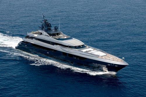 SARASTAR - Luxury Motor Yacht for Charter | C&N