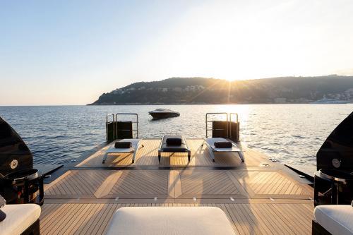 SARASTAR - Luxury Motor Yacht For Charter - Exterior Design - Img 3 | C&N