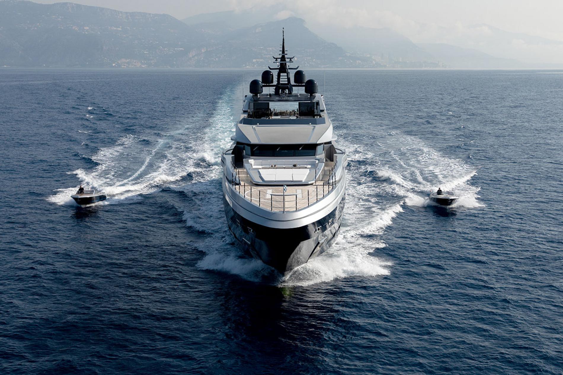 SARASTAR - Luxury Motor Yacht For Sale - Exterior Design - Img 1 | C&N