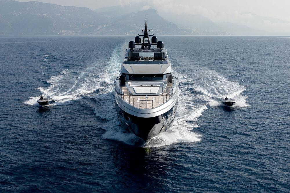 SARASTAR - Luxury Motor Yacht For Charter - Exterior Design - Img 1 | C&N