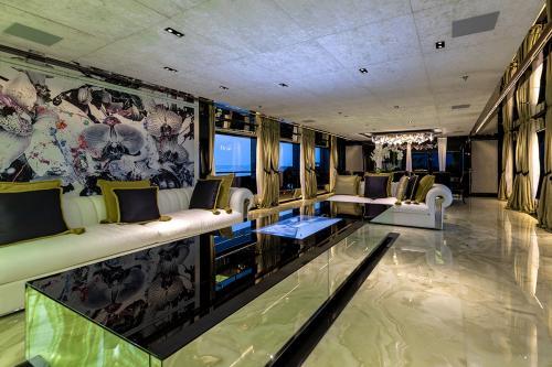 SARASTAR - Luxury Motor Yacht For Sale - Interior Design - Img 2 | C&N