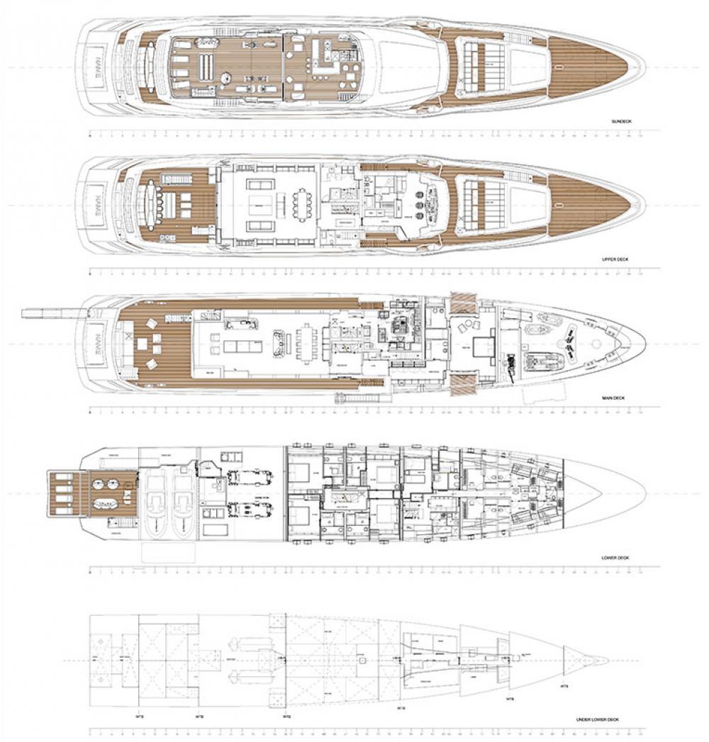 SARASTAR - Luxury Motor Yacht For Charter -  - Img 1 | C&N