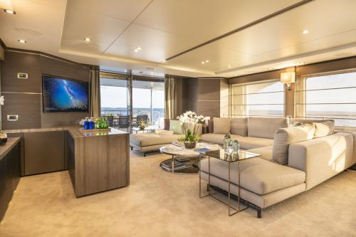 ORSO 3 - Luxury Motor Yacht For Charter - Interior Design - Img 1 | C&N