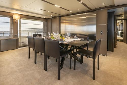 ORSO 3 - Luxury Motor Yacht For Charter - Interior Design - Img 3 | C&N