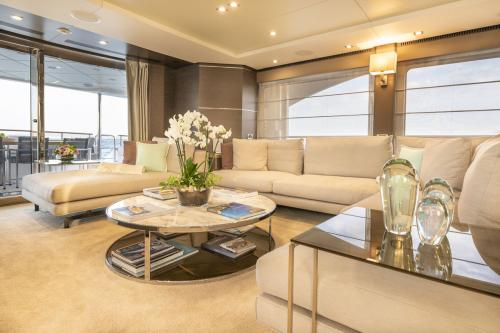 ORSO 3 - Luxury Motor Yacht For Charter - Interior Design - Img 2 | C&N