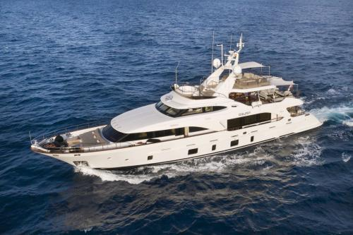 ORSO 3 - Luxury Motor Yacht For Charter - Exterior Design - Img 2 | C&N
