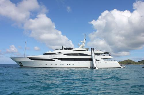 SILVER ANGEL - Luxury Motor Yacht For Charter - Exterior Design - Img 3 | C&N