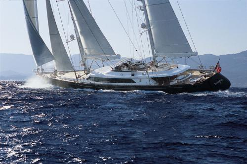 PARSIFAL III - Luxury Sailing Yacht For Charter - Exterior Design - Img 3 | C&N