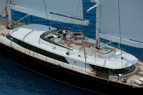 PARSIFAL III - Luxury Sailing Yacht For Charter - Exterior Design - Img 2   C&N