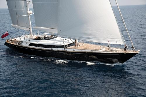 PARSIFAL III - Luxury Sailing Yacht For Charter - Exterior Design - Img 2 | C&N