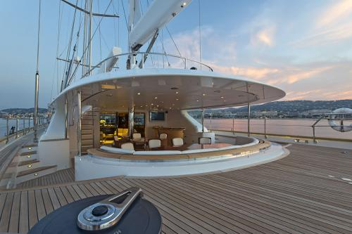 PARSIFAL III - Luxury Sailing Yacht For Charter - Exterior Design - Img 3   C&N