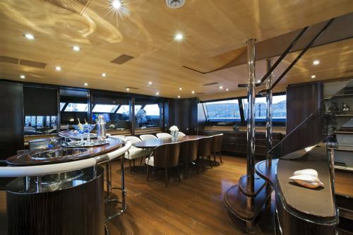 PARSIFAL III - Luxury Sailing Yacht For Charter - Interior Design - Img 4   C&N