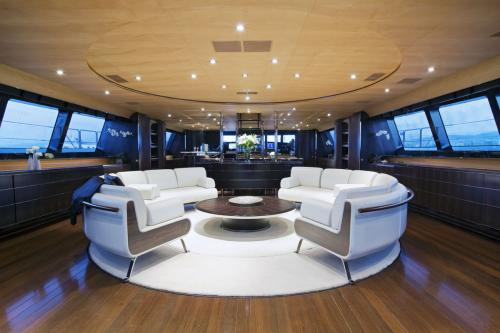 PARSIFAL III - Luxury Sailing Yacht For Charter - Interior Design - Img 1   C&N