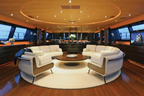 PARSIFAL III - Luxury Sailing Yacht For Charter - Interior Design - Img 1 | C&N