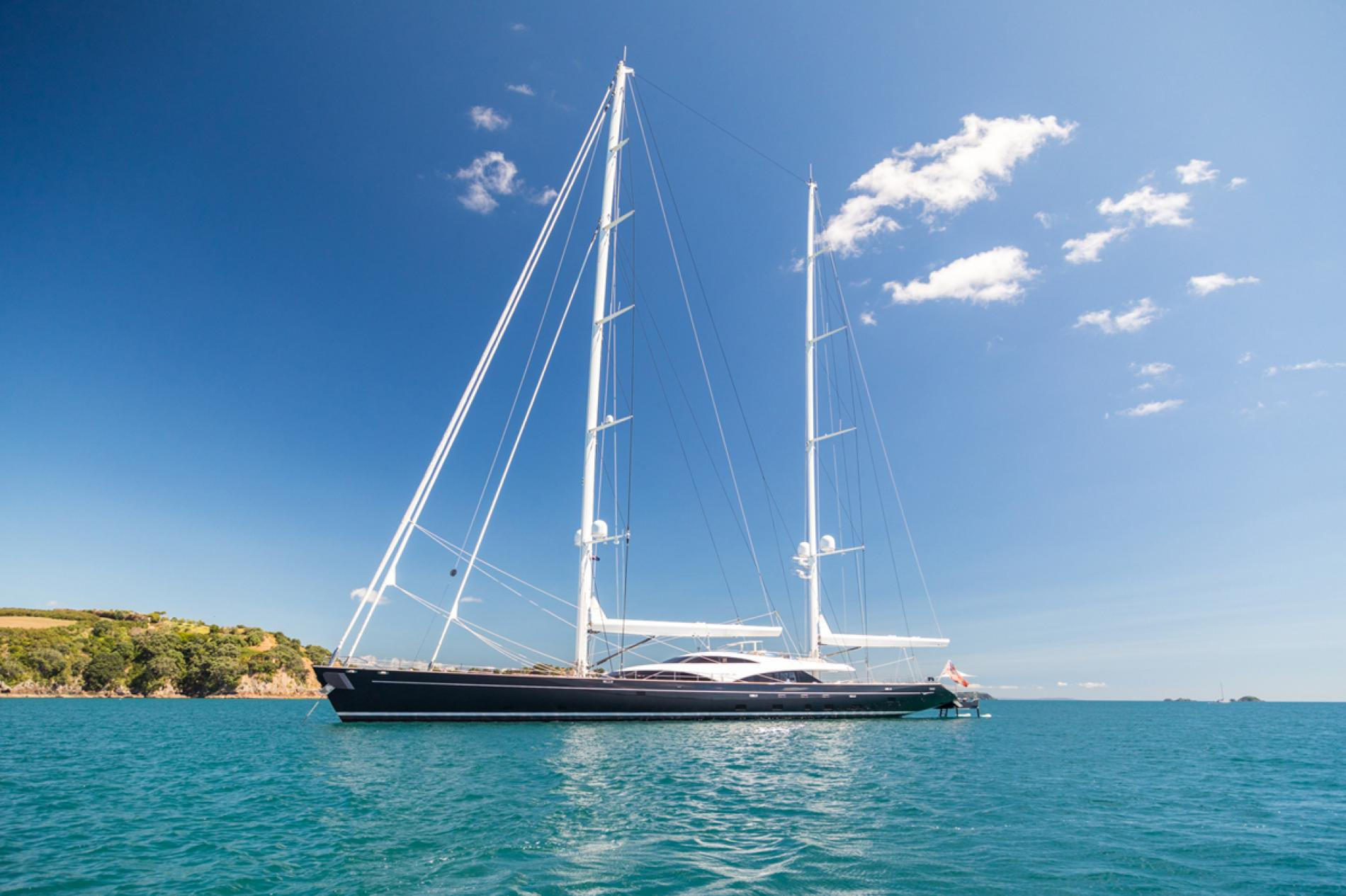 TWIZZLE - Luxury Sailing Yacht For Charter - Exterior Design - Img 1   C&N