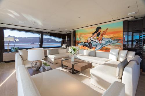 TWIZZLE - Luxury Sailing Yacht For Charter - Interior Design - Img 3   C&N