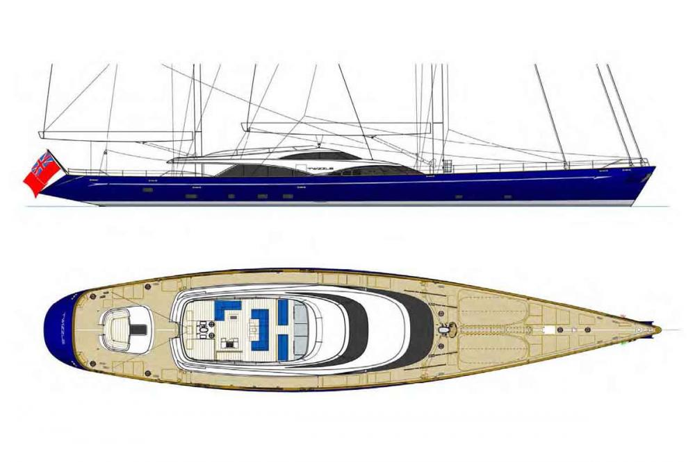 TWIZZLE - Luxury Sailing Yacht For Charter -  - Img 2   C&N