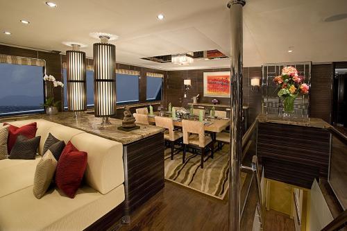 DOROTHEA III - Luxury Motor Yacht For Sale - Interior Design - Img 3 | C&N