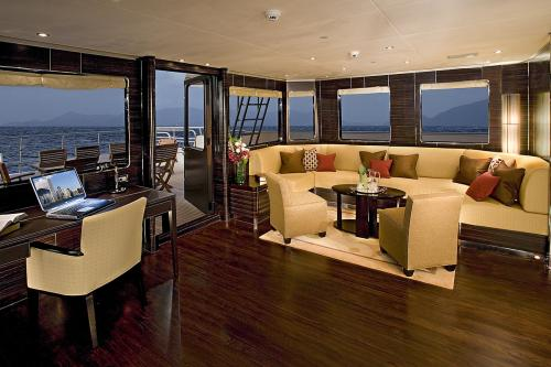 DOROTHEA III - Luxury Motor Yacht For Sale - Interior Design - Img 5 | C&N