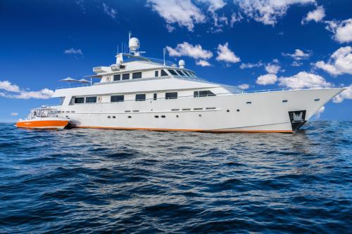 LIONSHARE - Luxury Motor Yacht for Charter | C&N