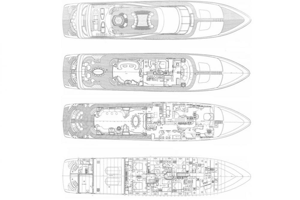 HAPPY LIFE - Luxury Motor Yacht For Sale -  - Img 1 | C&N
