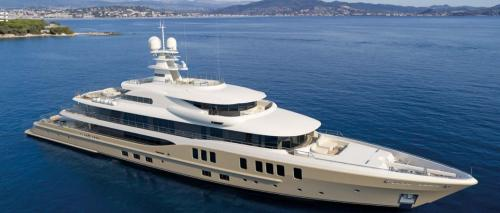 SYNTHESIS - Luxury Motor Yacht for Sale | C&N