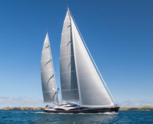 TWIZZLE - Luxury Sailing Yacht for Charter | C&N