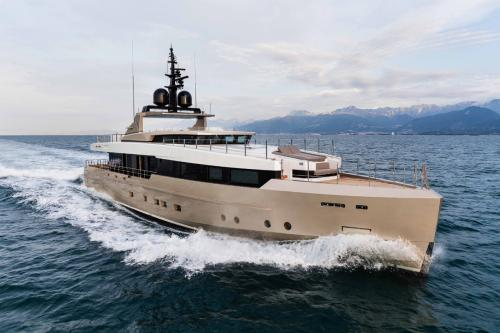 SAFE HAVEN - Luxury Motor Yacht for Charter | C&N