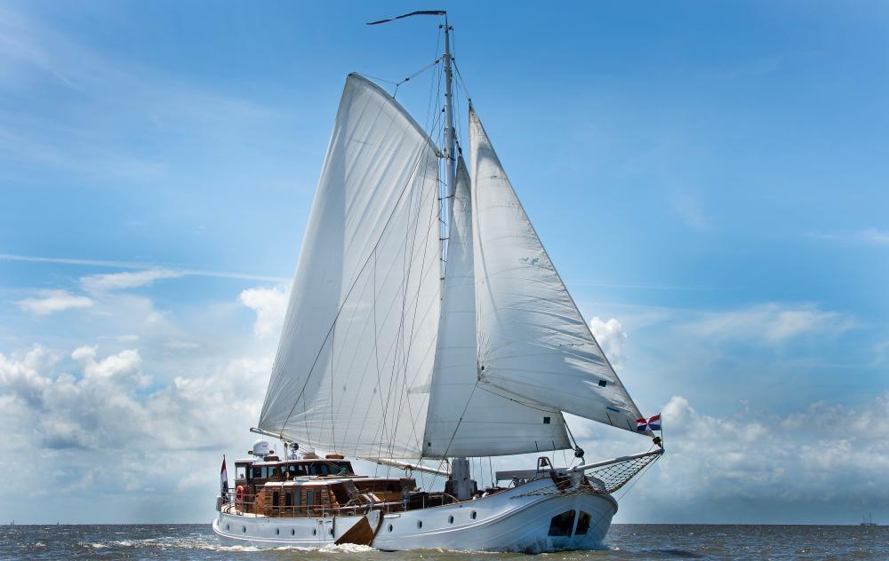 De Vrouwe Christina: Dutch maritime history - Interviews | C&N