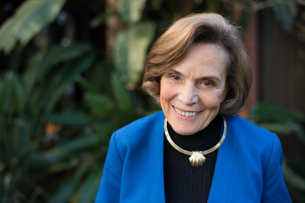 Ocean Life - Sylvia Earle, ocean saviour - Interviews | C&N