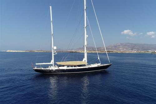 SURAMA - Luxury Sailing Yacht for Sale | C&N