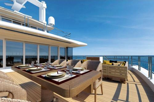 ILLUSION PLUS - Luxury Motor Yacht For Sale - Exterior Design - Img 2 | C&N