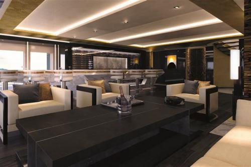 ILLUSION PLUS - Luxury Motor Yacht For Sale - Interior Design - Img 2 | C&N