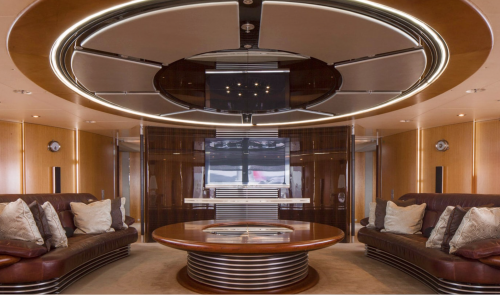 MALTESE FALCON - Luxury Sailing Yacht For Charter - Interior Design - Img 2 | C&N