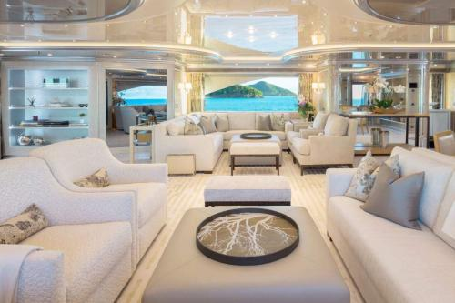 ANDIAMO 195 ft - Luxury Motor Yacht For Charter - Interior Design - Img 3 | C&N