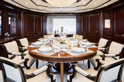 ELENI - Luxury Motor Yacht For Charter - Interior Design - Img 2   C&N
