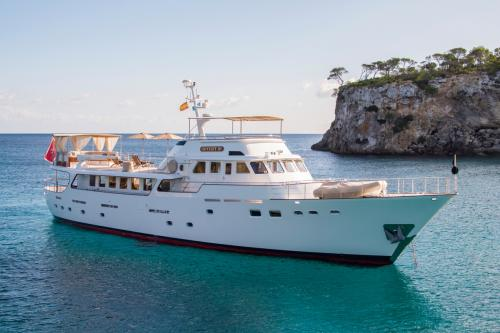 ODYSSEY III - Luxury Motor Yacht for Charter | C&N