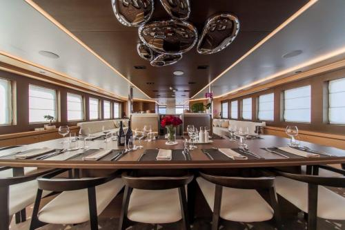 AIAXAIA - Luxury Sailing Yacht For Charter - Interior Design - Img 1 | C&N