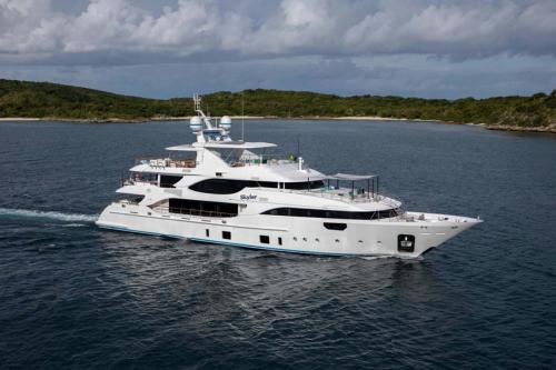 SKYLER - Luxury Motor Yacht for Charter | C&N