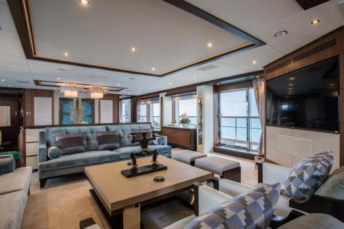 SKYLER - Luxury Motor Yacht For Charter - Interior Design - Img 1 | C&N