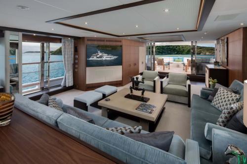 SKYLER - Luxury Motor Yacht For Charter - Interior Design - Img 2 | C&N