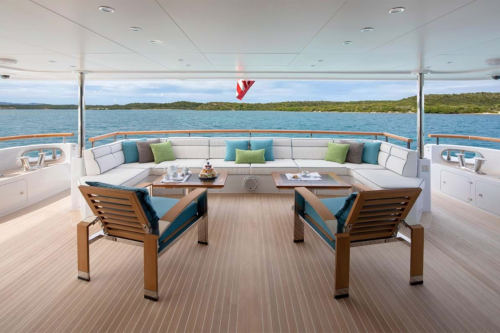 SKYLER - Luxury Motor Yacht For Charter - Exterior Design - Img 2 | C&N