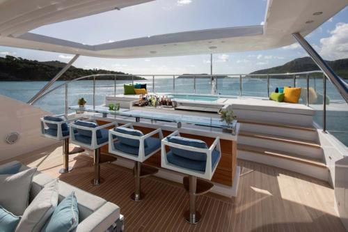SKYLER - Luxury Motor Yacht For Charter - Exterior Design - Img 3 | C&N